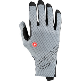 Castelli Unlimited Guantes Largos, vortex gray